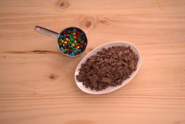 Barra de chocolate 2