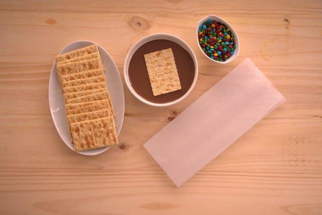 Barra de chocolate 4
