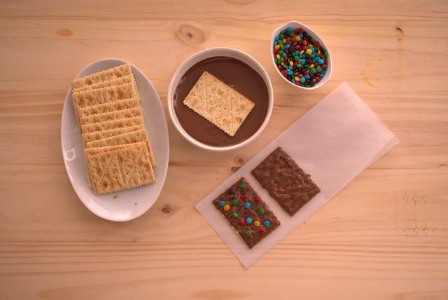 Barra de chocolate 5