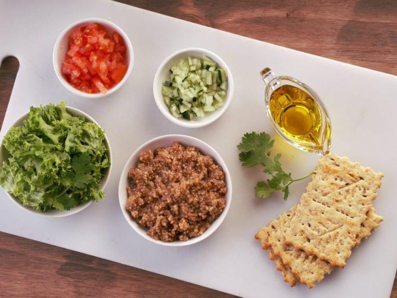 Ensalada con quinoa 2