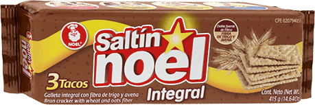Galletas Saltín Noel Integral