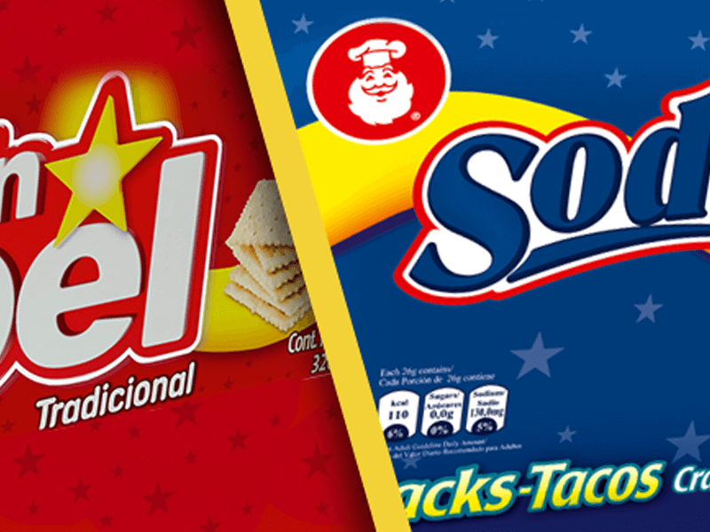 Galletas saltin noel tradicional vs sodas noel conoces la diferencia