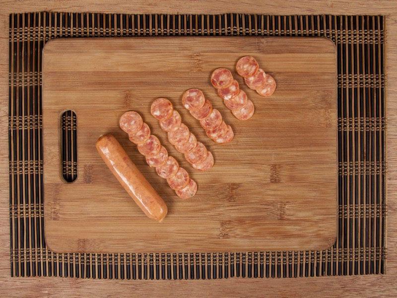 Galletas saltin noel maiz con chorizo y doble queso saltin noel paso 1