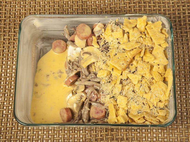 Molde saltin noel maiz con carne desmechada saltin noel paso 4