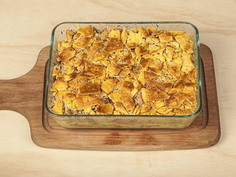 Molde saltin noel maiz con carne desmechada saltin noel paso 5