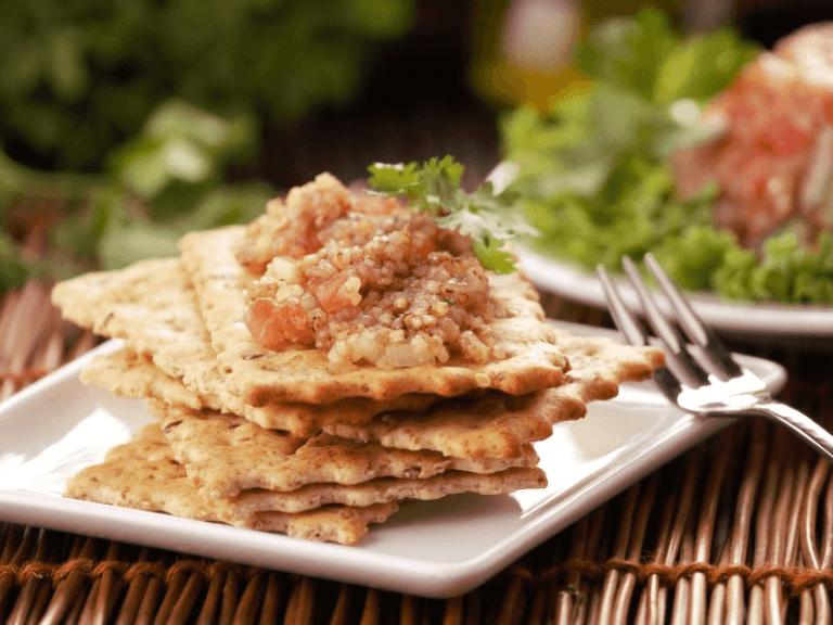 Receta ensalada con quinoa y galletas altin noel