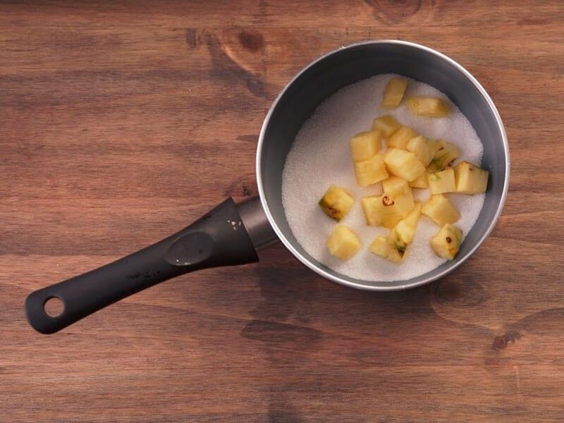 Saltin noel bocadito de queso crema paso 3