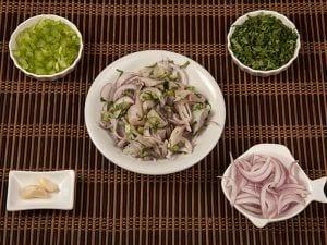 Saltin noel ceviche de ´pescado con galletas saltin noel tradicional paso 4