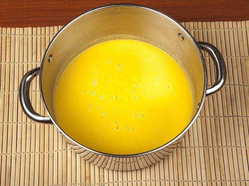Saltin noel crema de auyama y galletas saltin noel queso y mantequilla paso 5