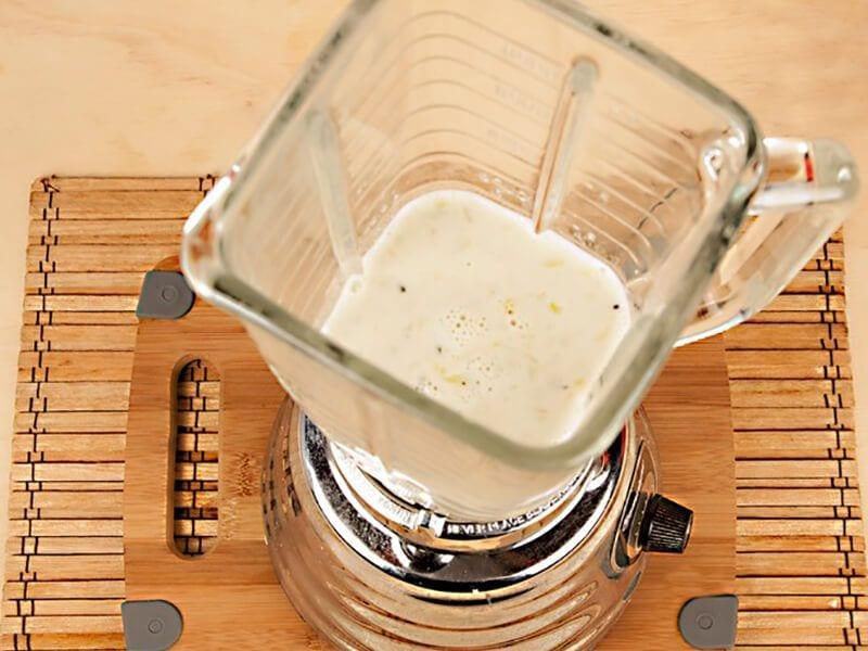 Saltin noel crema de maiz con galletas saltin noel queso y mantequilla saltin paso 10