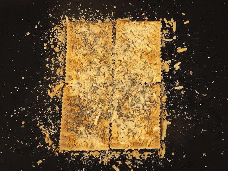 Saltin noel crema de tomate con galletas saltin noel tradicional paso 7