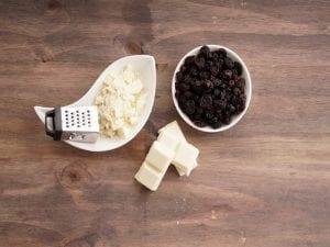 Saltin noel galletas con chocolate blanco paso 2