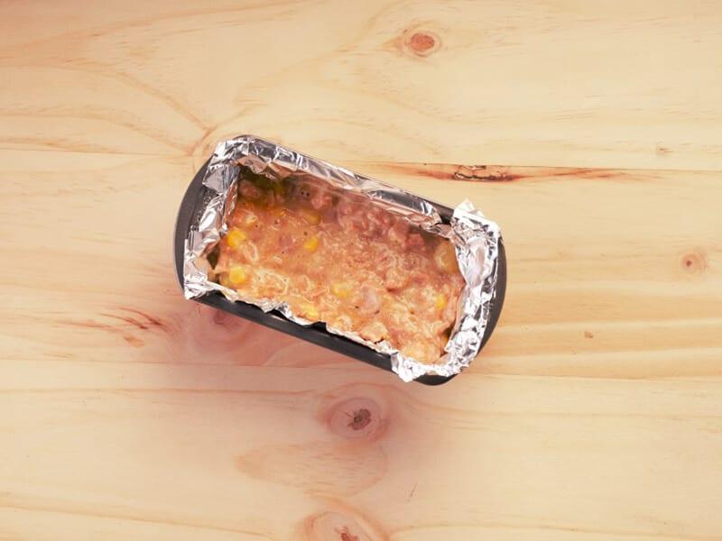 Saltin noel molde de atun galletas tradionales paso 4