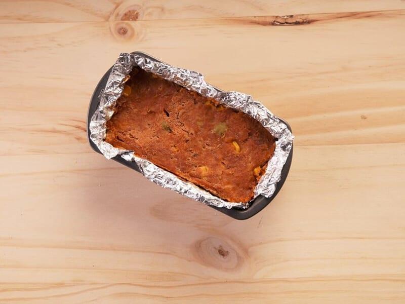 Saltin noel molde de atun galletas tradionales paso 5
