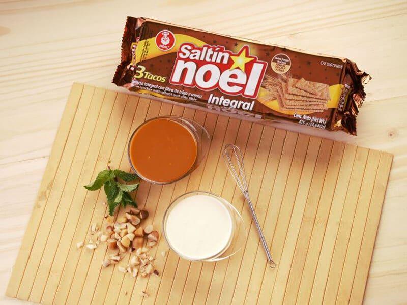 Saltin noel napoleon de arequipe con salyon noel paso 1