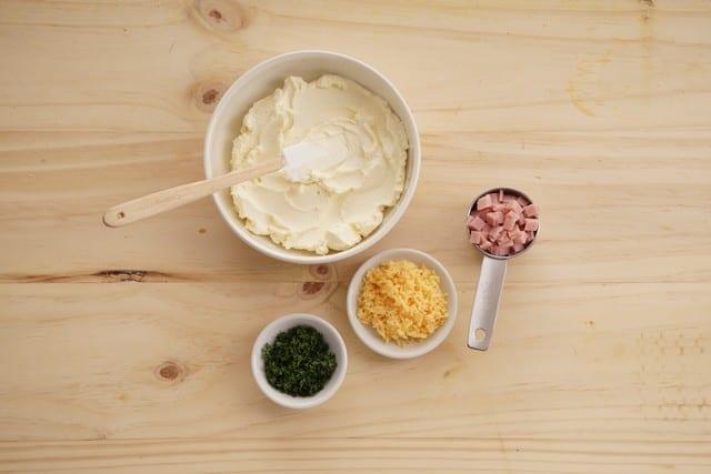 Saltin noel sanduche de maiz paso 2