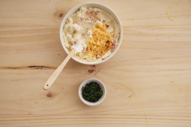 Saltin noel sanduche de maiz paso 4