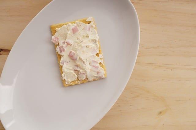 Saltin noel sanduche de maiz paso 5