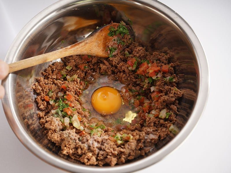 Saltin noel torticas de carne paso 2