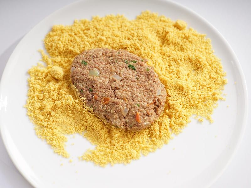 Saltin noel torticas de carne paso 3