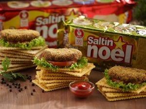 Saltin noel torticas de carne paso 5