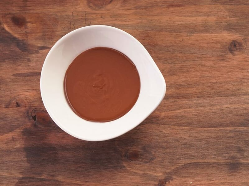 Saltin noel turron de chocolate paso 2