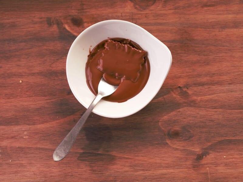 Saltin noel turron de chocolate paso 4
