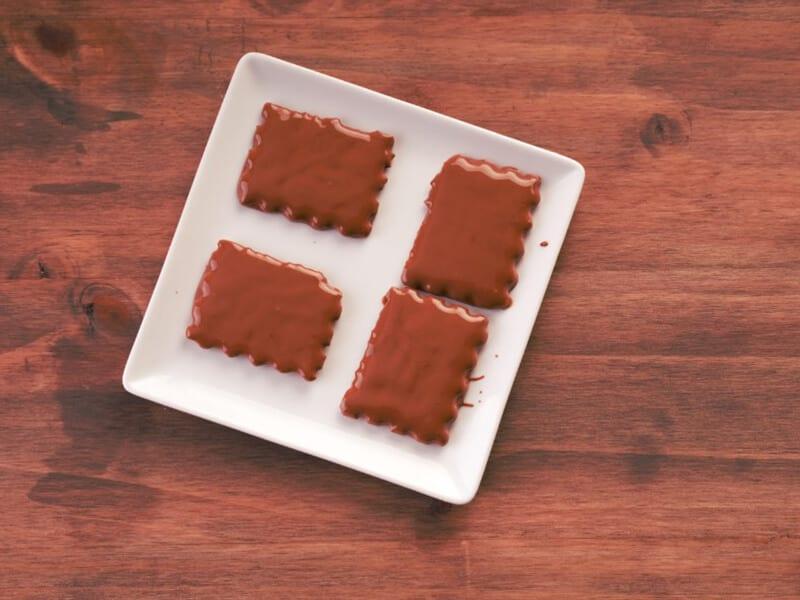 Saltin noel turron de chocolate paso 5