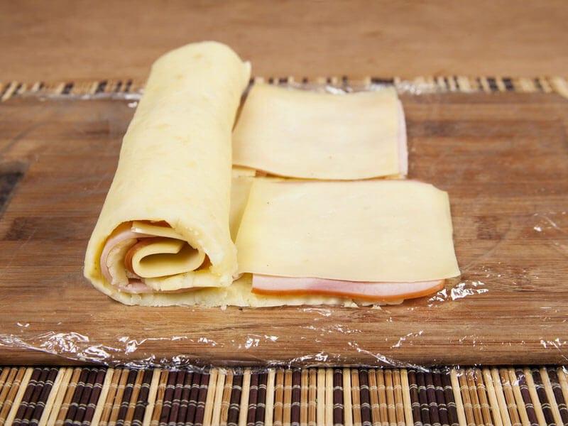 Sandwich de saltin noel maiz apanado saltin noel paso 10