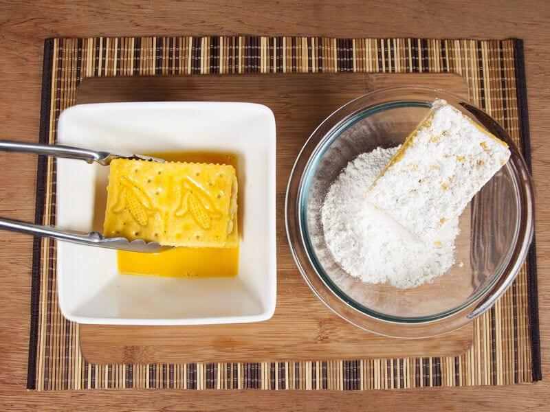 Sandwich de saltin noel maiz apanado saltin noel paso 14