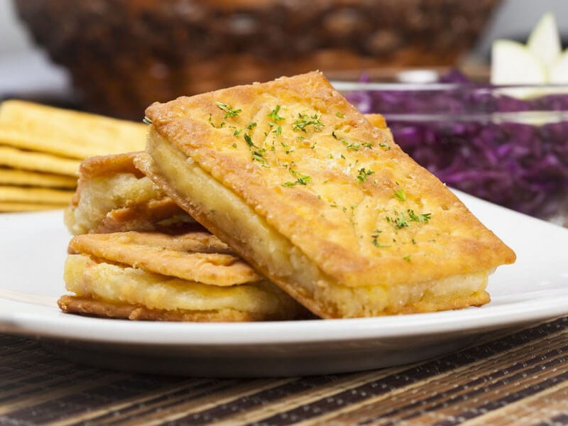 Sandwich de saltin noel maiz apanado saltin noel paso 16