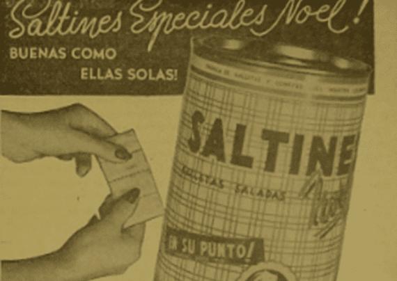 Historia Saltin noel
