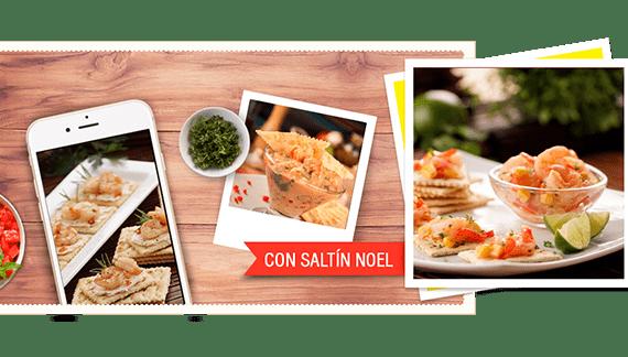 5 recetas con macarrones para preparar con saltin noel