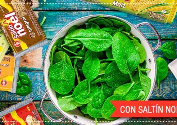 Tips para que tu familia ame las recetas con espinacas 2