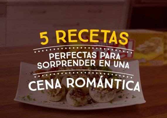 5 Recetas Perfectas para Sorprender en una Cena Romántica